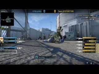 Rea league | team distortion vs spszaelo | bo3 break