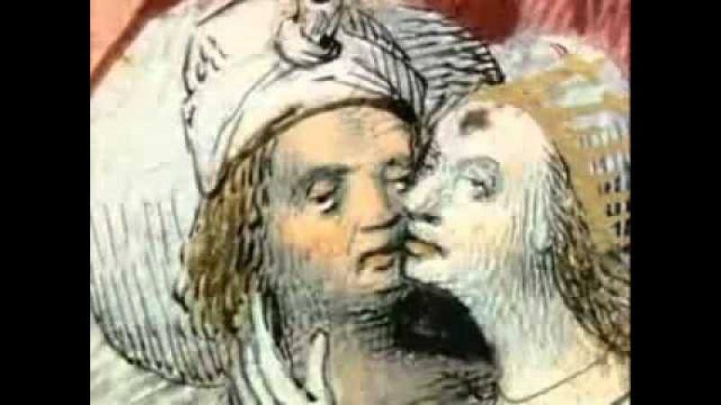 Жизнь в средневековье - девица
