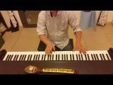 Robertino Loreti Giamaica Piano cover Робертино Лоретти Ямайка пианино кавер