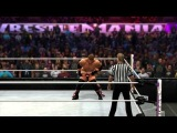 [#My1] Daniel Bryan vs. Triple H - WrestleMania 30 - WWE 2K14 Simulation
