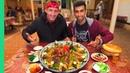 Heart Attack on a Plate Next Level Street Food in Samarkand Uzbekistan