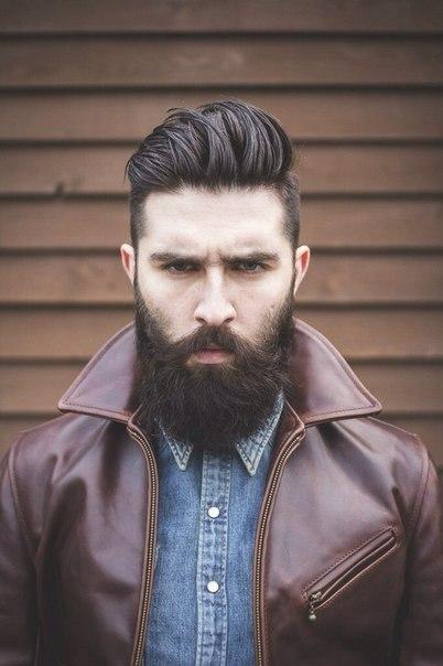 бородатый мужик картинки