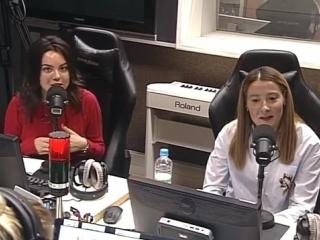 Эфир на радио Маяк. Тема: помощь детям из стран СНГ -