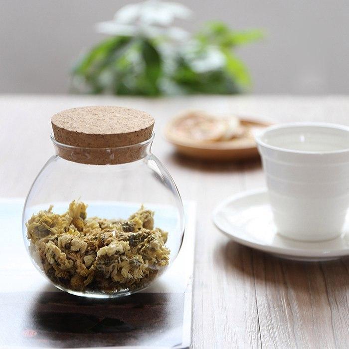 Баночка для хранения чая -
