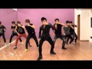 100% - Bad Boy mirrored Dance Practice 2
