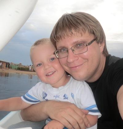 Андрей Ружанский, 8 февраля , Геническ, id88237150
