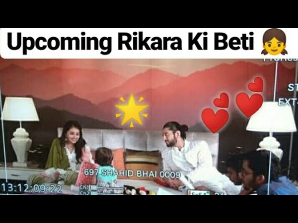 ISHQBAAZ - UPCOMING RIKARA KI BETI TRACK - UPCOMING TWIST 10 DECEMBER 2018