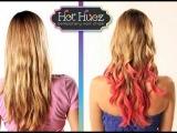 как покрасить волосы в яркий цвет на 1 день !