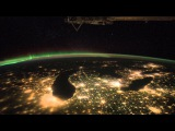 Earth from space Time Lapse Collection - Images from astronauts on the ISS
