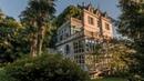 Luxury villa immersed in beautiful italian lake scenery Lake Maggiore Italy Ref 0561