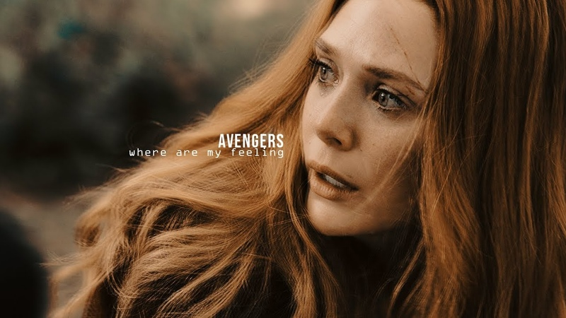 Avengers | where are my feelings (IW SPOILERS)