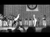 Axe capoeira Batizado and Troca de cordas (Moscow, Russia 2010)