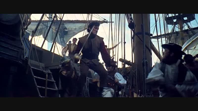 Возвращение Сюркуфа гром над Индийским океаном (1966) Абордажная схватка с англичанами
