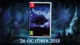 N.E.R.O. - Nintendo Switch Announcement Trailer