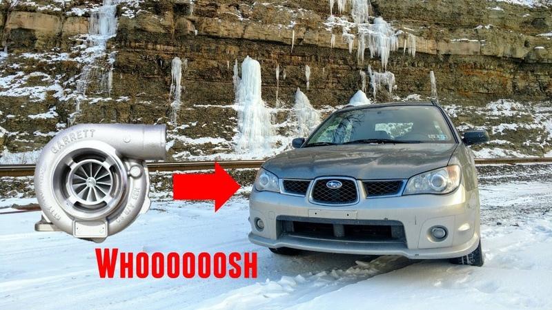 Turbocharging My Non-Turbo Subaru