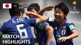 Japan v South Africa - FIFA U-17 Womens World Cup 2018 - Group B