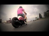 South Dakota Mustache Ride 2012 - Honda Ruckus
