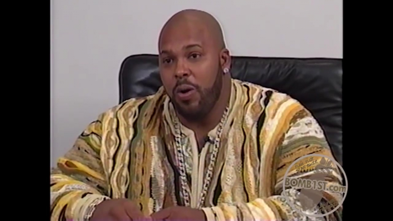 Suge Knight MC Hammer 2Pac - Interview 1996 Death Row
