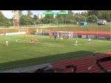 Тосно 2-0 СКА-Энергия, 6 тур ФНЛ сезон 2014/15