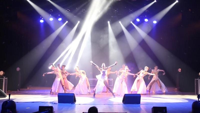 MA'ALEM -CHOREO AXINYA AKS (DANCE-COVER Saed el mjarrad - enta ma'alem)