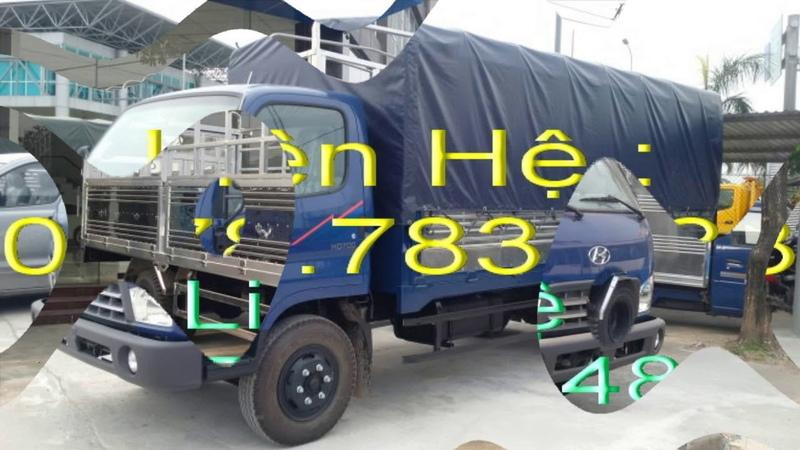 Hyundai Vinh Phuc , Phu Tho | Ban tra gop xe tai hyundai 7 tan - 8 tan | hyundai nang tai