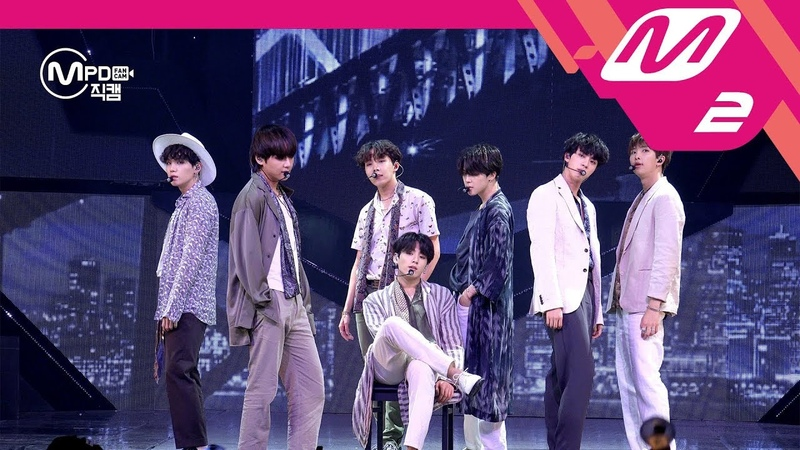 MPD직캠 방탄소년단 직캠 4K 'Airplane pt 2' BTS FanCam @MCOUNTDOWN 2018 5 31
