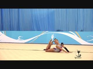 София Артеменко Булавы - Пульсар 2018 (Харьков)