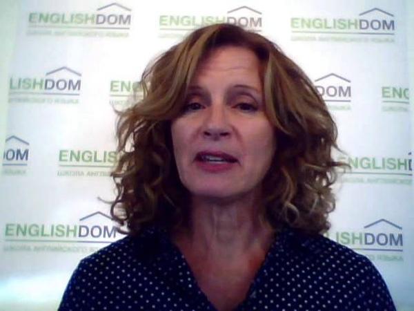Американский преподаватель   Michelle C.   EnglishDom