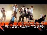 [Выступление] YG Family на концерте PSY, 13/04/13