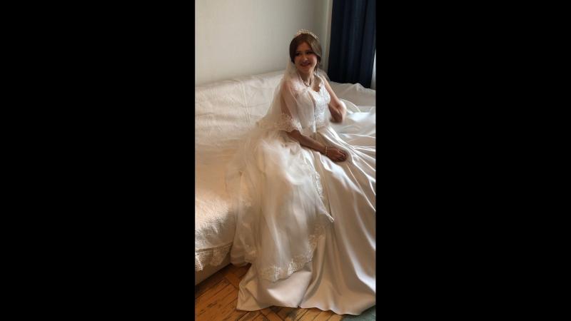 Благодарность моей невесты 👰🏼