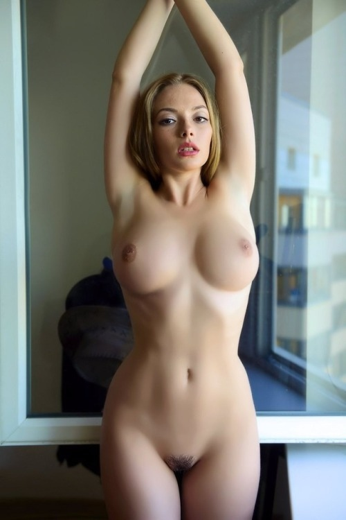 Sexy naked model photography