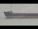 Корабль «Донбасс» и морской буксир «Корец» направляются в Азовское море.