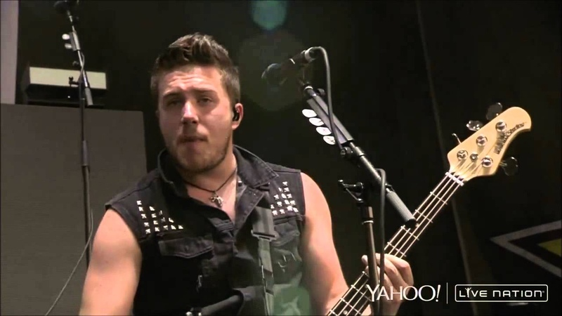 Bullet For My Valentine -Waking The Demon Live 2015