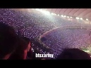 BTS J-army fanchant with beautiful purple army bomb @ Love Yourself Tour in Japan 2018.