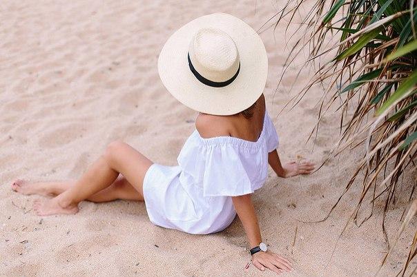 Шьем пляжное платье