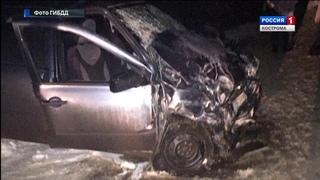148 ДТП, один погибший: Костромские автоинспекторы подводят итоги происшествий в праздничные дни