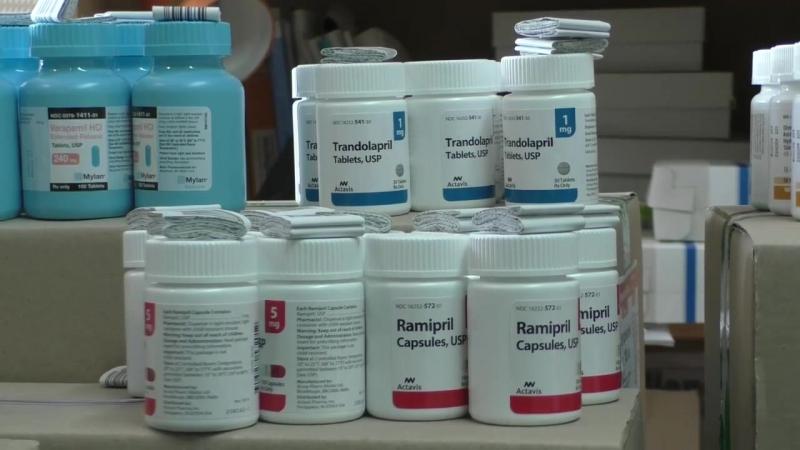 Уманська Центральна районна лікарня отримала ліки на суму майже 5 млн грн