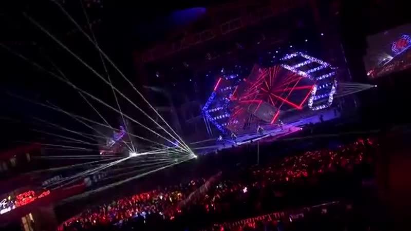 X NINE (X玖少年团) 看我七十二变 (Wu JiaCheng, Xia ZhiGuang, Peng ChuYue) (Концерт в Шеньчжене 2018.12.01)