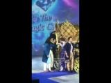 @ashish30sharma and CEO @AnneJkn JKNDiamondBlueMegaShowcase ShowDC 1-8-2018 @jknofficial @tha_ashish GoodWillAmbassador - Ashish