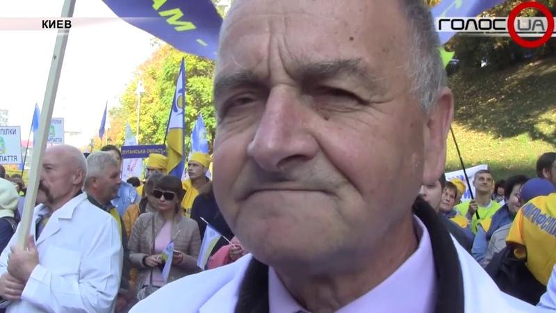 Каждый пятый украинец нищий В Украине отметили день борьбы с бедностью