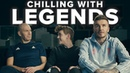 ROASTED BY BECKHAM AND ZIDANE Savage interview with legends