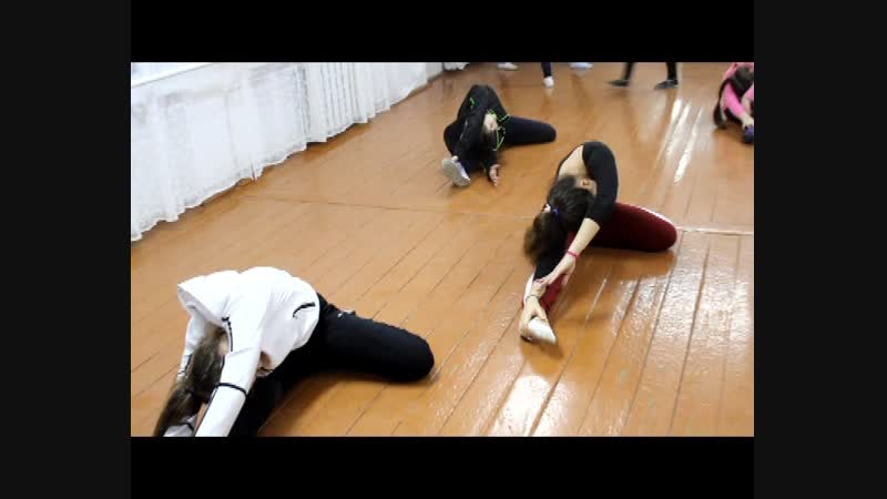 Dance l Terpsichore l Losing sleep