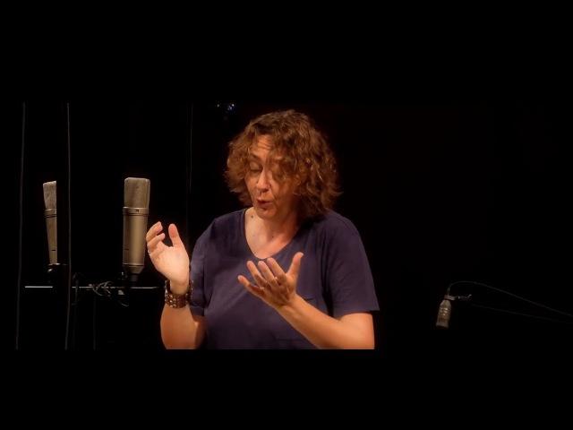 Nathalie Stutzmann records Handel aria Ah mio cor schernito sen