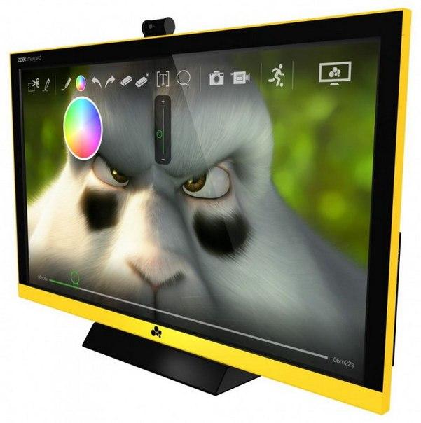 Apek Maxpad - телевизор и
