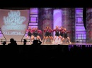 BUBBLEGUM - HHI Worlds 2014 (Performance)