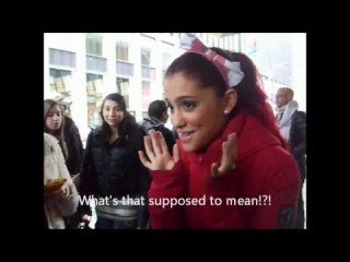 My Grande Adventure (Meeting Ariana Grande)