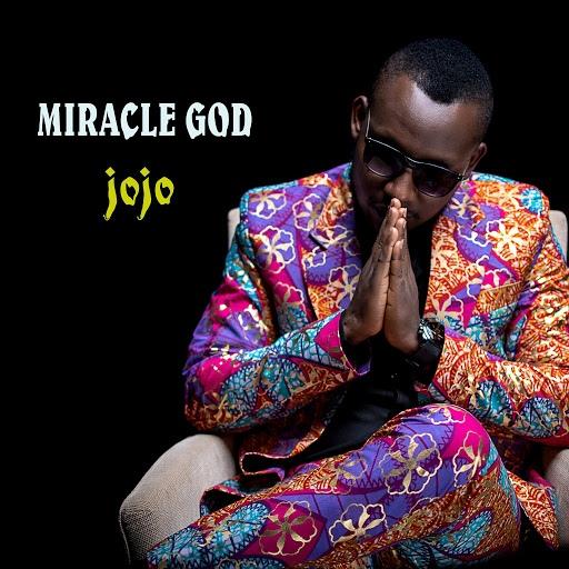 Jojo альбом Miracle GOD