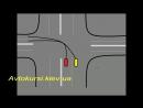 ВОЖДЕНИЕ 3 Как проезжать левый поворот