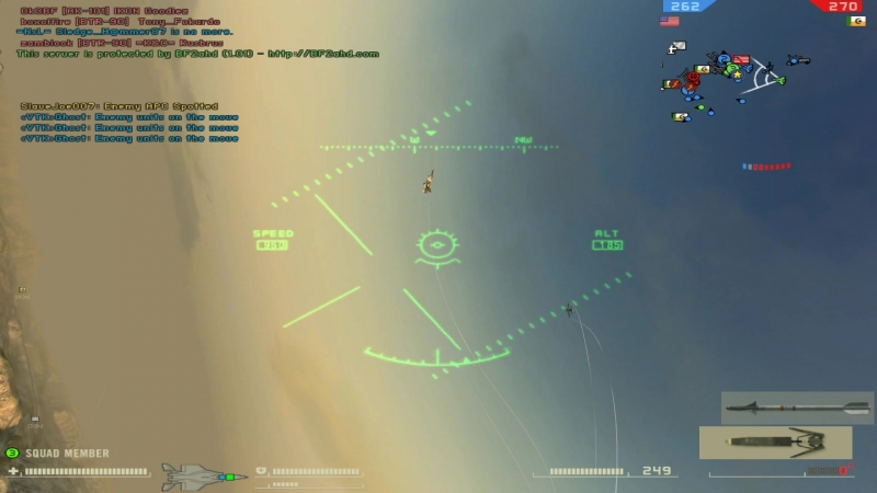 Bf2 F-15 jetfight combostrick
