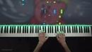 KIRBY MUSIC but it sounds RUSSIAN (Piano Cover) feat. LyricWulf SMB [Advanced]